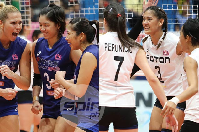 Foton coach hopes to keep tradition of asserting mastery vs Petron in PSL Grand Prix semis duel