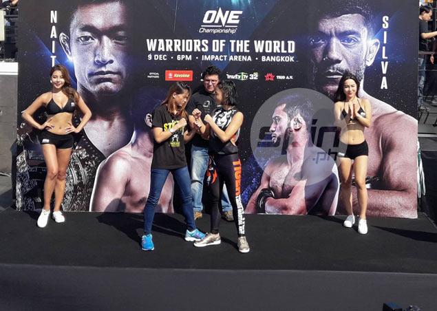 Rome Trinidad unfazed by hostile crowd in bout vs Bangkok heroine Ishige
