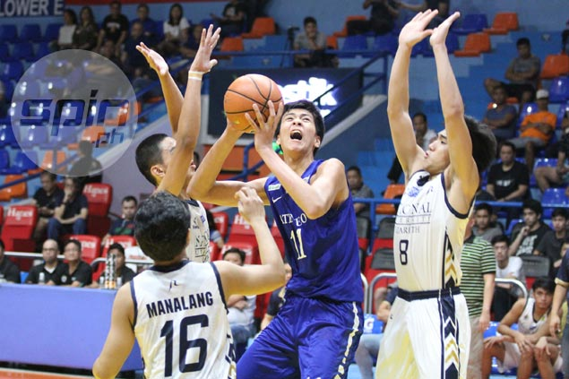 Blue Eaglets turn to defense to deal Bullpups first loss as Ateneo stays perfect atop UAAP juniors