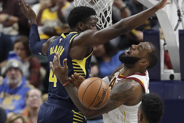 Victor Oladipo plays down praise from LeBron, Lue after dealing knockout blows to end Cavs streak