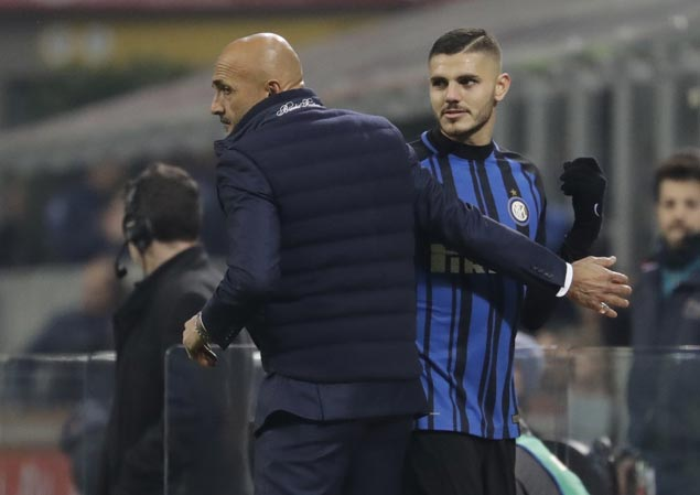Inter survives toughest test yet, draws with Juve to stay unbeaten and on top of Serie A