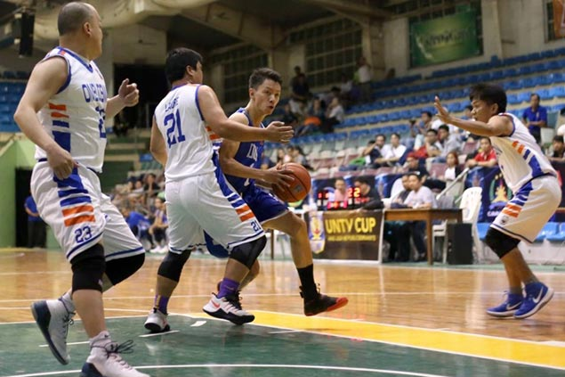 PNP Responders, PDEA Drug Busters catch last bus to UNTV Cup second round