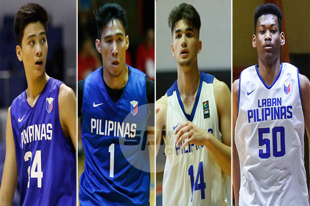 Belo excited to see prodigies Paras, Sotto, Edu play in 2023 World Cup in PH