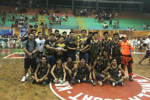 San Fernando outlasts Minglanilla in thrilling endgame to take home Samsam Gullas Cup title
