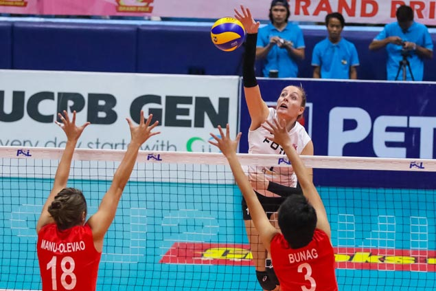Foton Tornadoes salvage PSL Grand Prix third place with straight-sets demolition of Cocolife