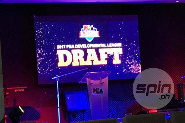 AMA makes Fil-Canadian Graham top pick in D-League draft; Pasaol slides to 19th overall