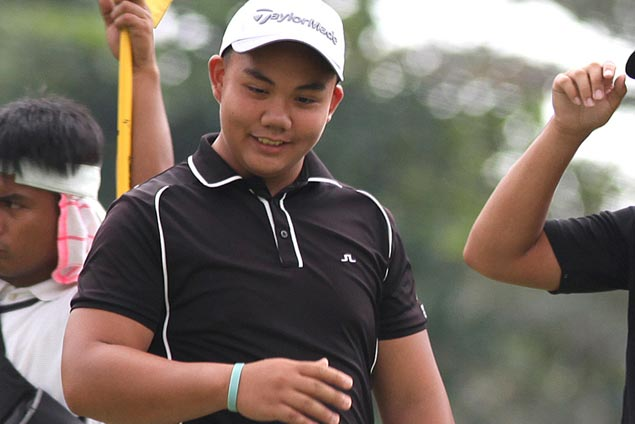 Southwoods rises from seven points down to move four points clear in Fil-Am Invitational Golf