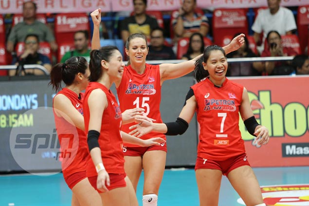 Stalzer not letting friendship with F2 import Maria Perez block Petron bid for PSL Grand Prix crown
