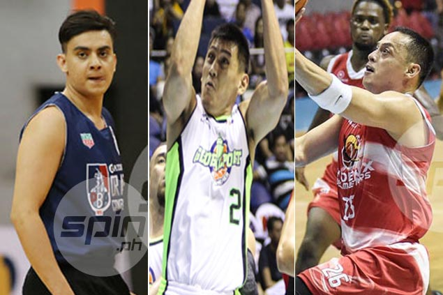 San Miguel completes 15-man roster for PH Cup by signing rookie Vigil, vets Lanete, Mamaril