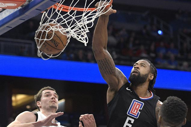 Clippers erase early double-digit deficit to beat Magic in battle of short-handed teams
