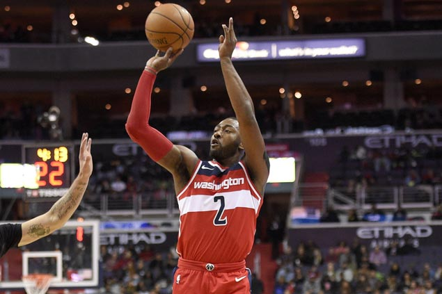 John Wall starts for Wizards against Grizzlies after missing nine games