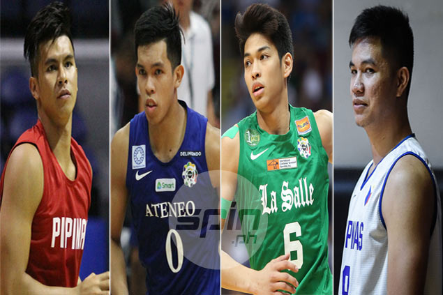 MVP urges Gilas to form 2023 team early, eyes Ravena bros, Pogoy, Ricci Rivero for young roster