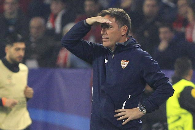 Eduardo Berizzo returns to coach Sevilla after getting treatment for tumor, settles for draw with Levante