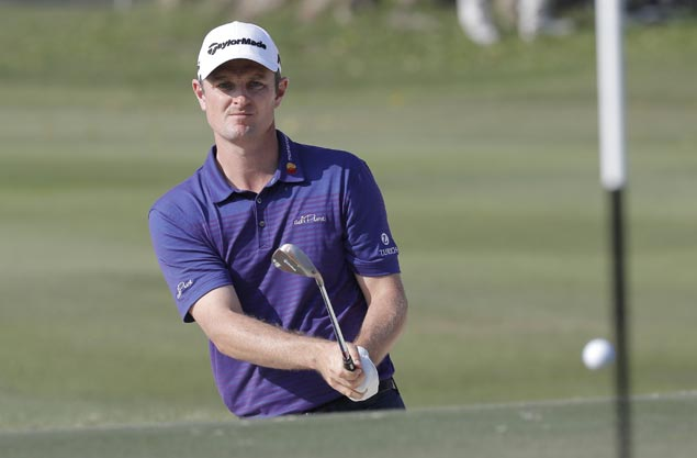 Justin Rose leads by a stroke after second round of Indonesian Masters