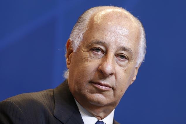 Fifa suspends Brazil football federation president Marco Polo del Nero