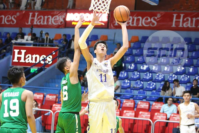 Blue Eaglets rout Junior Archers to stay unscathed after first round in UAAP juniors