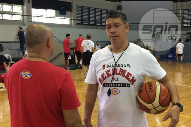 San Miguel hopes new offense leads to same success as Beermen start four-peat bid vs Phoenix