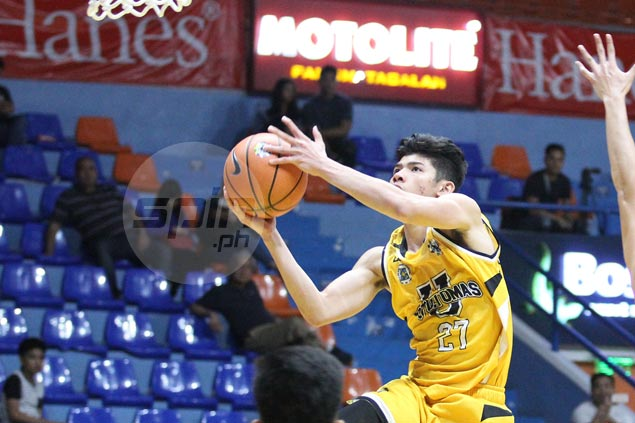 UAAP juniors standout CJ Cansino not rushing into a decision amid Ayo, FEU interest