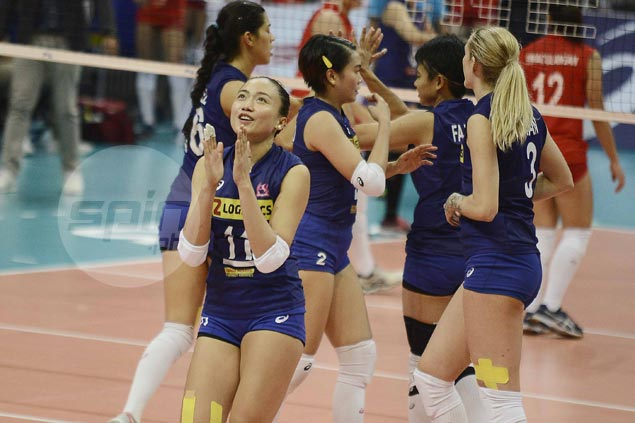 Cha Cruz glad to repay team's trust in title decider after quiet performance for F2 in PSL title series opener