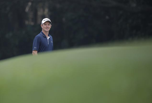 Justin Rose cruises to eight-stroke victory in Indonesian Masters