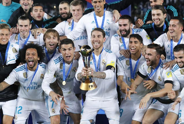 Cristiano Ronaldo scores as Real Madrid downs Gremio for third Club World Cup title