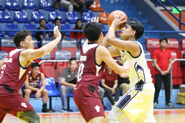 NU uses balanced attack to beat UPIS to gain second spot in UAAP juniors
