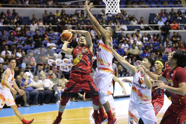 Marcio Lassiter glad to see Leo Austria use a deeper SMB rotation for a change