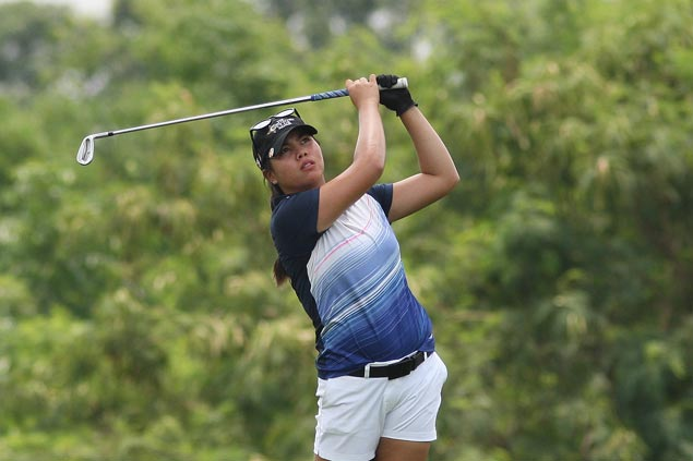 Teen pro Pauline del Rosario earns China LPGA Tour card