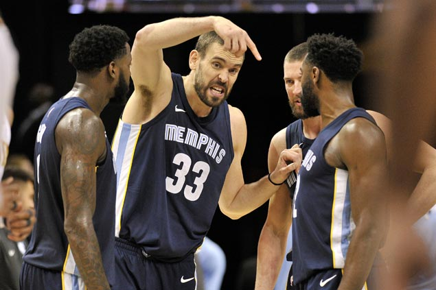 Marc Gasol admits strained relationship with David Fizdale, but says he did not get coach fired