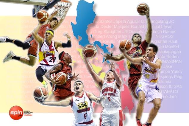 Pampanga, Cebu, Negros Occidental keep status as biggest producers of PBA talent