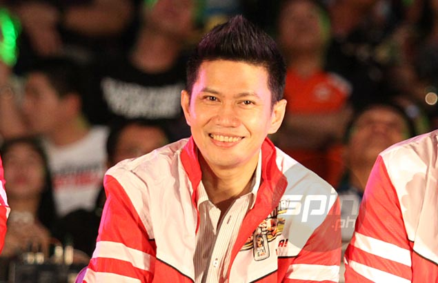 Bal David says change in players' mentality the top priority if he lands UST coaching job