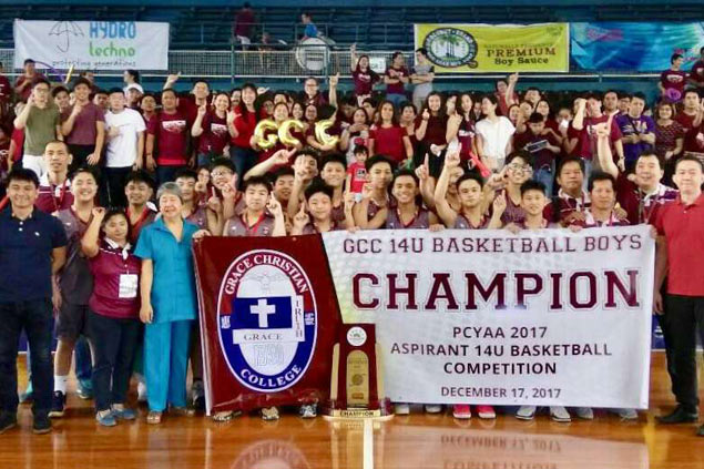 Grace Christian College thwarts Pace Academy to bag first ever PCYAA championship