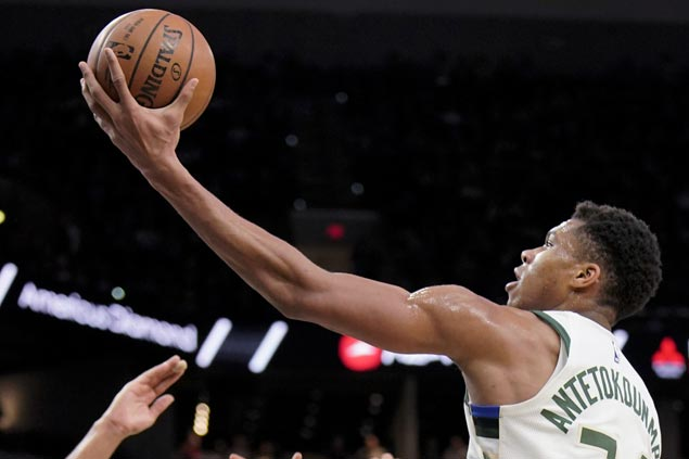 Bucks take control early and hold off late Cavaliers rally to snap three-game skid