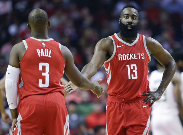 Harden, Paul, D'Antoni's playoff fate bound to change now ...