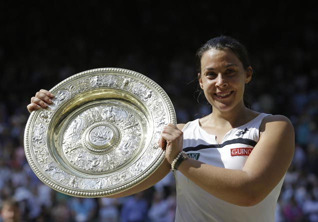 Former Wimbledon champion Marion Bartoli coming out of retirement