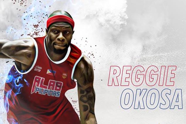 Alab Pilipinas set to replace importReggie Okosa
