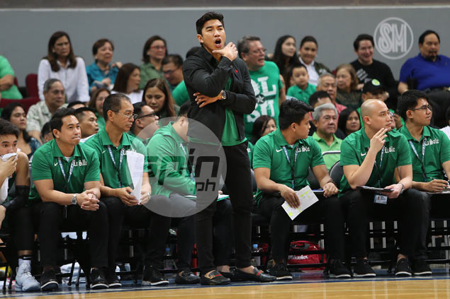 La Salle management puts full support behind Aldin Ayo in face of UST transfer talk