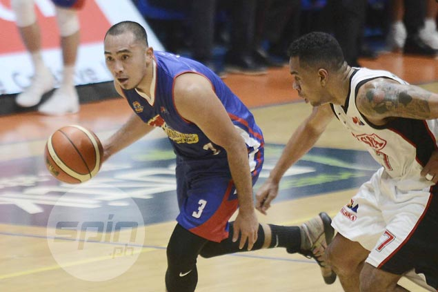 Paul Lee quick to show his 'brand new' side after sizzling season debut for Magnolia