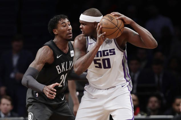 Z-Bo becomes 20th NBA player to reach 18,000 points and 10,000 rebounds as Kings down Nets