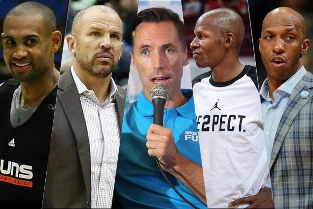 Steve Nash, Jason Kidd, Ray Allen banner nominees for Basketball Hall of Fame class of 2018