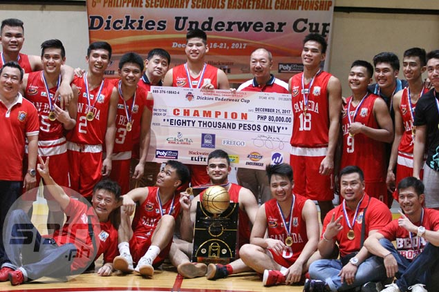 JM Lagumen nails game-winning trey as Red Cubs rally past CKSC Blue Dragons to bag PSSBC title
