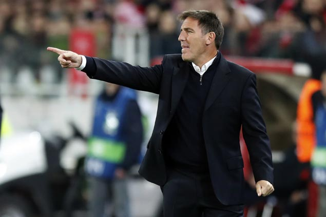 Sevilla fires manager Eduardo Berizzo a week after returning from cancer treatment