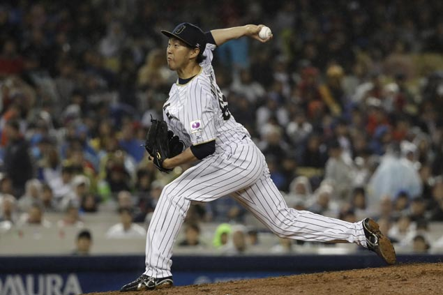 Japanese reliever Yoshihisa Hirano agrees to $6 million two-year deal with D-Backs