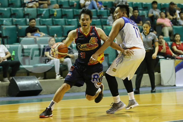 Chris Tiu making a conscious effort to be one of ROS' new take-charge guys