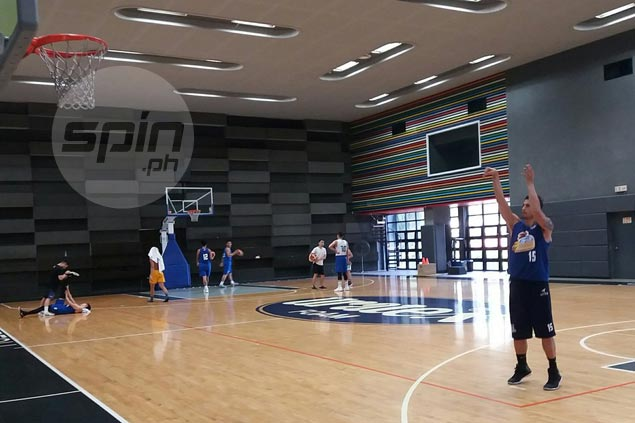 Pingris nearing 100 percent but still a game-time decision for Xmas Day game vs Ginebra