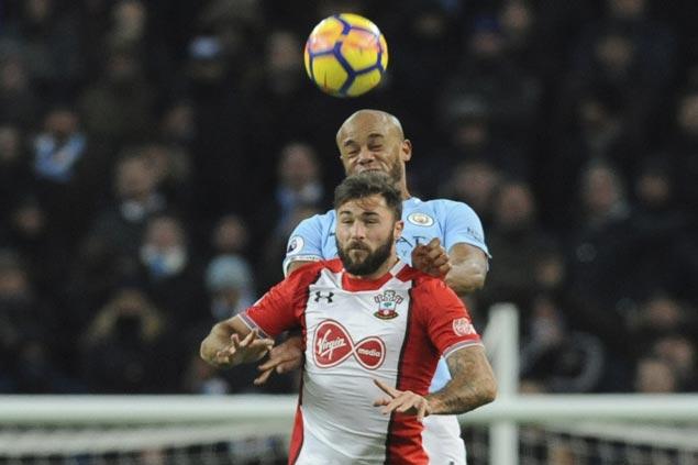Southampton's Charlie Austin handed three-game ban for kicking Huddersfield goalkeeper