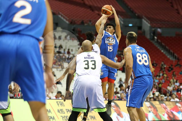 Kiefer Ravena stands out yet again as NLEX takes down GlobalPort for win No. 2