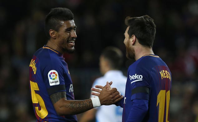 With Paulinho making big impact, Barca quickly turns the page after Neymar departure