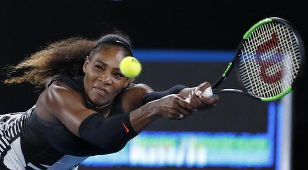 Serena Williams returns to action for the first time since giving birth, set for exhibition in Abu Dhabi