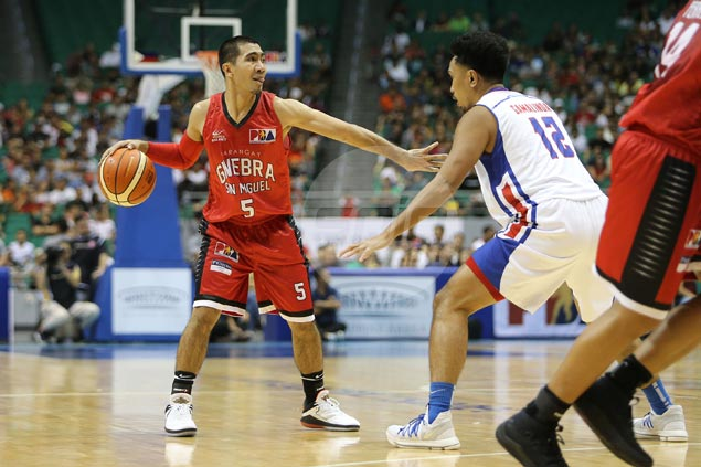 LA Tenorio says thrill over winning season debut can't hide holes in Ginebra game